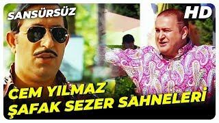 Cem Yılmaz ve Şafak Sezer'in En Komik Sahneleri | Türk Komedi Filmler