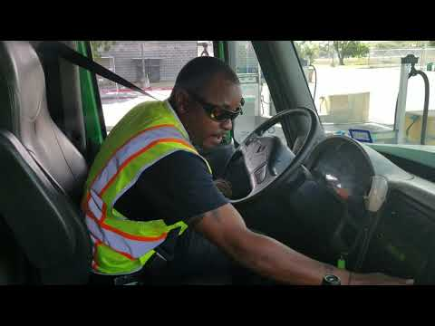 Class B CDL In Cab And Air Brake Test.