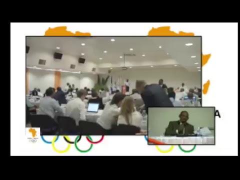 Transmissão ao vivo de Comite Olimpico Cabo-verdiano
