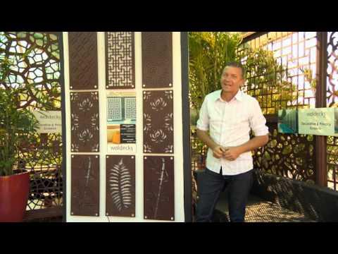 The Garden Gurus - Waldecks Decorative and Privacy Screens