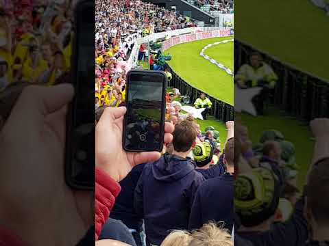 England v windies we want our ball back. Fans. Eric hollis edgbaston. Test