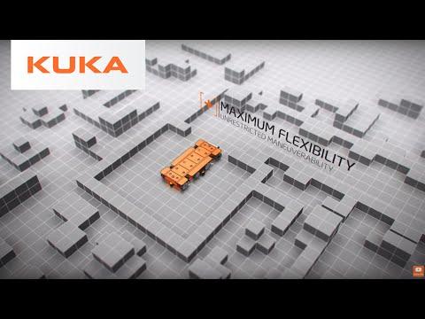 KUKA Mobile Platforms - Unique Drive Concept