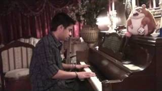 "B.o.b. Ft. Bruno Mars ""Nothin On You"" Piano Cover By Nicoflow"