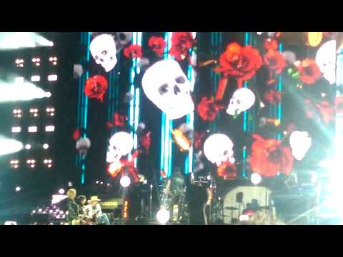 Guns N Roses ,Slash solo, Godfather solo, Sweet child of mine, Vancouver