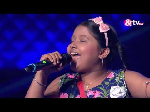Riya Biswas - Blind Audition - Episode 1 - July 23, 2016 - The Voice India Kids
