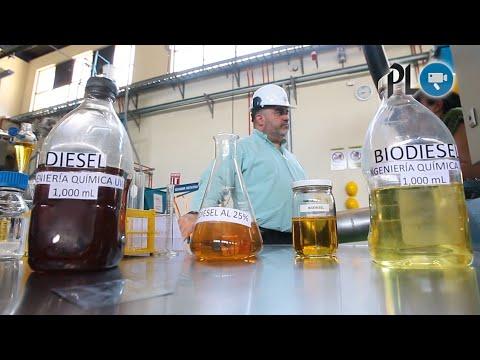 Reciclaje de aceite de cocina para biodi sel youtube - Aceite usado de cocina ...