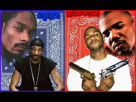 Crips Vs Bloods Vs The Madd Rapper Youtube