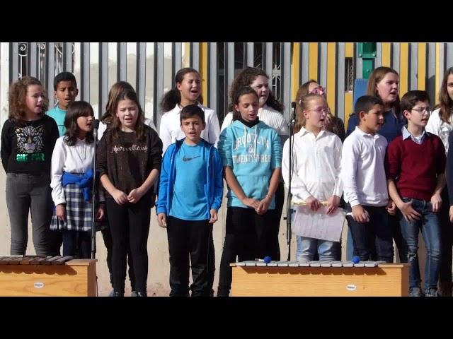 Curs 2017-18 - Festa de la Tardor - Cantem a la Tardor - Cor Escolar