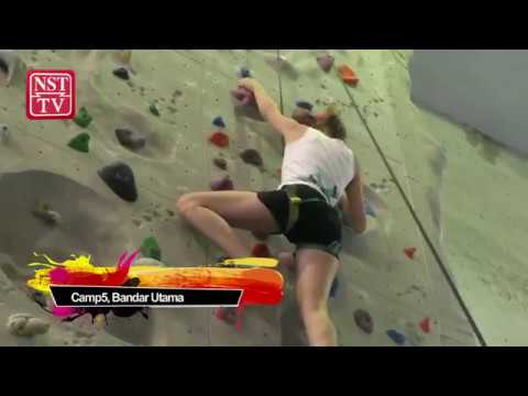 X-Treme: Indoor Rock Climbing Camp5 , Bandar Utama