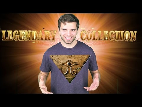 YuGiOh CLASSIC 2010 Legendary Collection Opening! Treasures of the Pharaoh OH BABY!!