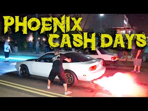 Dirt Road CASH DAYS - Phoenix Streets