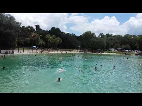Lithia Springs Park  Florida