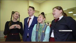 Детская команда КВН из Якутии вышла в финал всероссийского конкурса