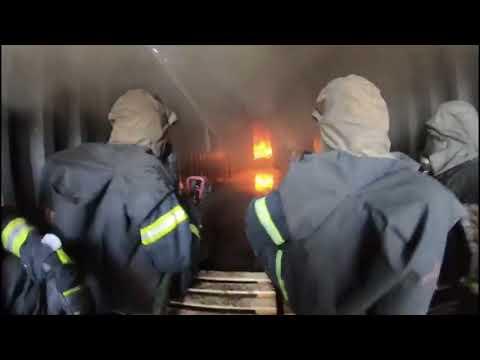 Heißausbildung Im I. F. R. T. - Training Schafft Sicherheit