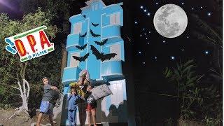 Dormimos no prédio azul | DETETIVES DO PRÉDIO AZUL | DPA 2 O FILME | Dormindo em canto legais