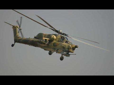 Сирийцы кричали браво! увидев на что способны вертолеты Mi-28H и Ka-52