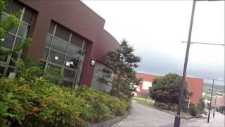 Abu Chan in Japan- APU University Tour Japan Beppu