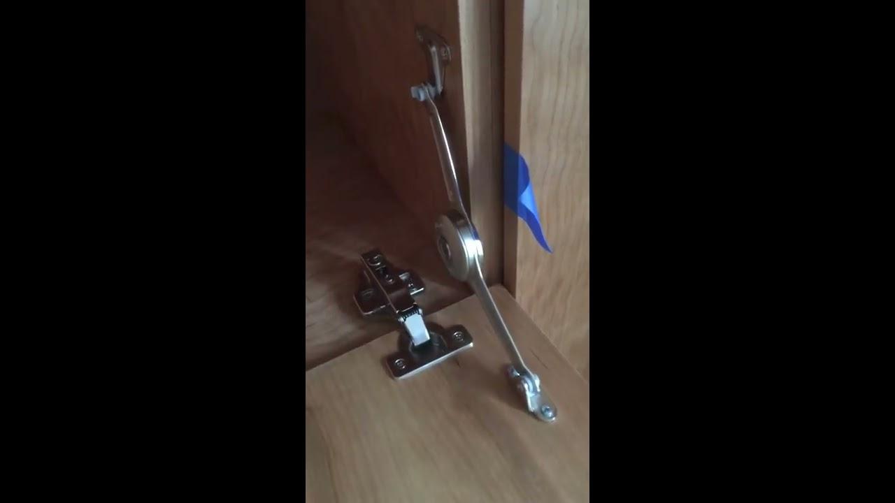 Fold Down Door Hinges Youtube