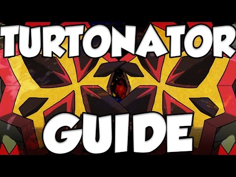 THE ONLY WAY TO USE TURTONATOR!