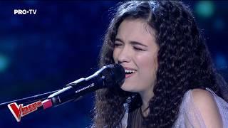 Dora Gaitanovici - Cand s-o impartit norocul Live 2 Vocea Romaniei 2018