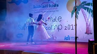 salsa dance performance [song-barish]