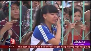 Nữ sinh lớp 7 bị đánh hội đồng dã man trong lớp học tại Trà Vinh
