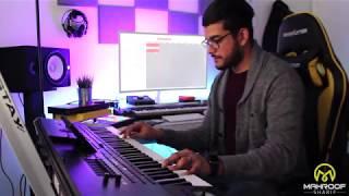 Ae Dil Hae Mushkil Cover Live Keyboard Instrumental- Mahroof Sharif 2019 HD