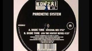 Phrenetic System - Basic Tune