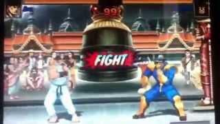 Godzilla plays street fighter 2 hd part 7 of 7