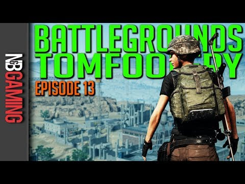 Battlegrounds Tomfoolery Ep13 - Playerunknown's Battlegrounds Multiplayer Gameplay and Funny Moments