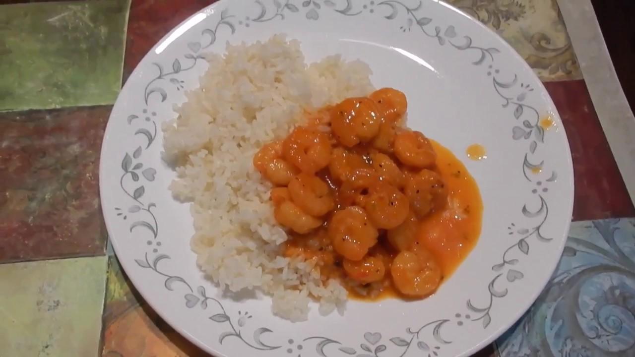 How To Make A Shrimp Stew Puerto Rican Shrimp A La Criolla Youtube