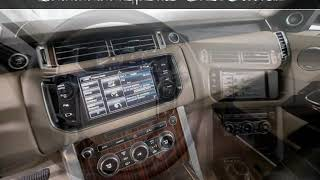 2015 Land Rover Range Rover HSE Used Cars - Burbank,California - 2019-12-08