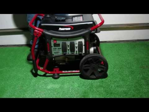Powermate PM0143250 3250 watt generator review (powermate wx series)