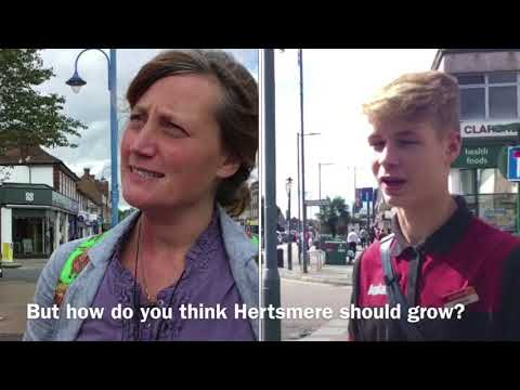 Hertsmere's next 15 years: Your Local Plan
