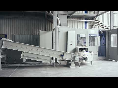 An automated line for product packaging was launched at the