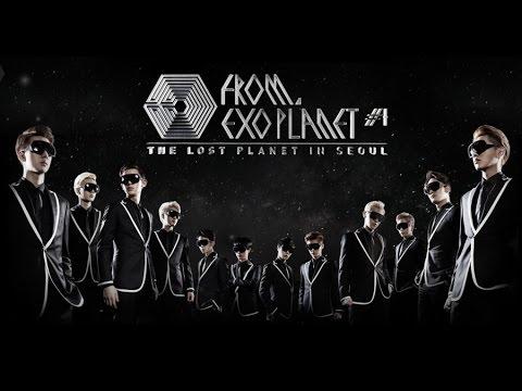 【演唱會中字】EXOPLANET#1 THE LOST PLANET in SEOUL DVD