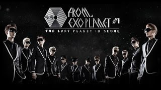 【演唱會中字】EXOPLANET#1 THE LOST PLANET in SEOUL DVD