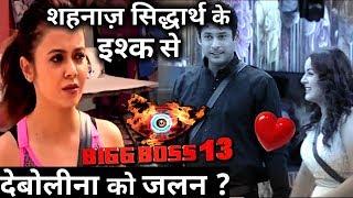 Did Devoleena get jealous of Shahnaz-Siddharth's love?