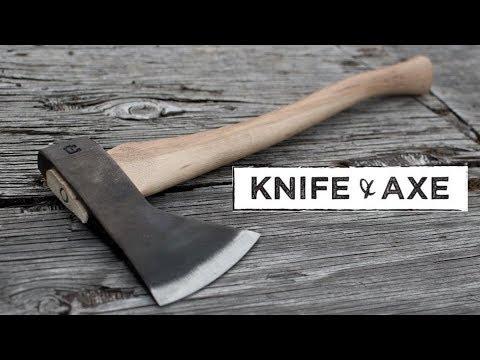 The Best Bushcraft Sharpener?  [ KNIFE AND AXE ]