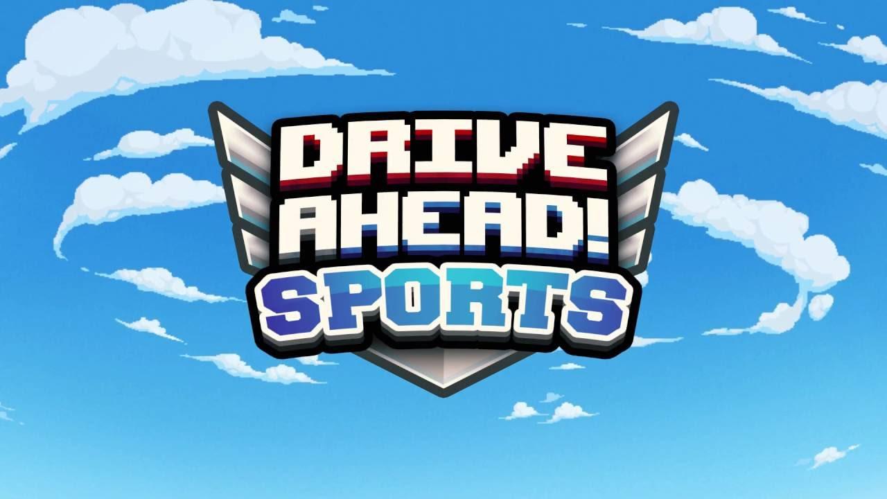 Drive Ahead! Sports -  soft launch trailer