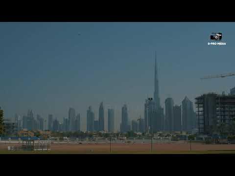 Al Safa Park Dubai 4k