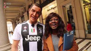 CR7 Hidden Camera - Cristiano Ronaldo in Turin