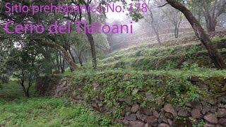 Sitio prehispánico No. 178. Cerro del Tlatoani, Morelos