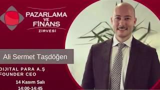İTÜ Pazarlama ve Finans Zirvesi 2017 Sponsoru DijitalPara A.Ş.