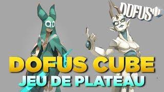DOFUS CUBE - JEU DE PLATEAU ?
