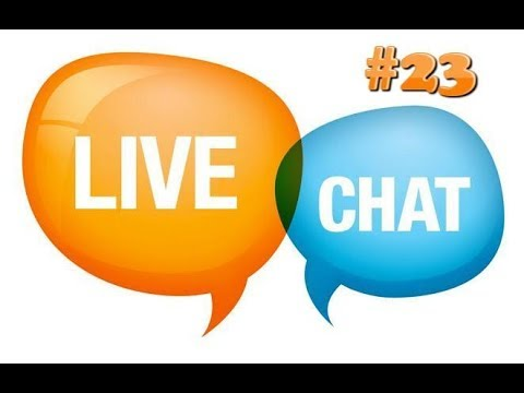My Live YouTube Q&A Chat #23