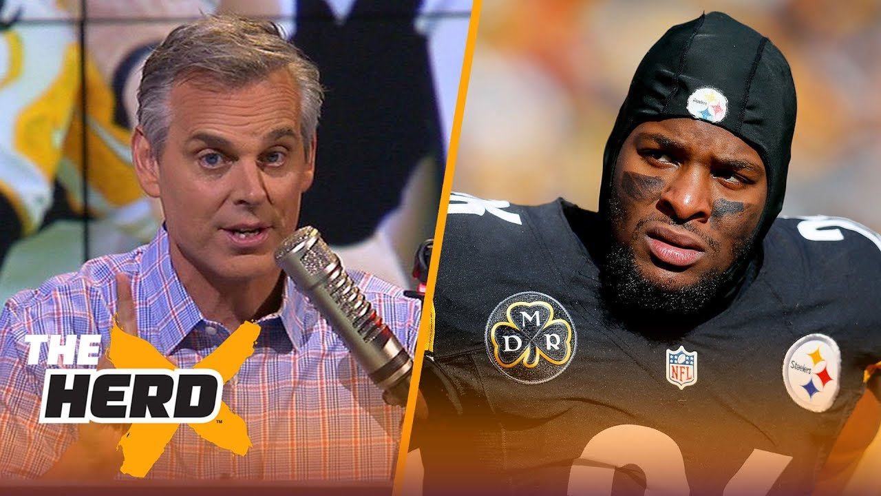 Colin on Clay Matthews' controversial personal foul, Really bad day for L.Bell | NFL | THE HERD