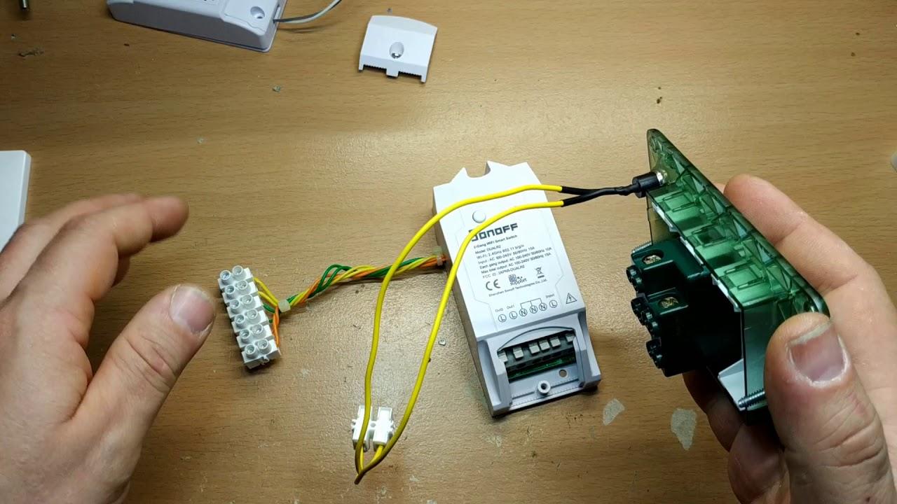 Schema Elettrico Tapparelle : Sonoff dual modifica per tapparelle soluzione economica e