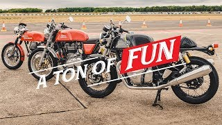 Royal Enfield Continental GT 650 Story