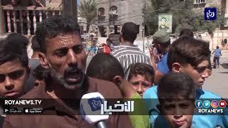 قطاع غزة يودّع أربعة شهداء ارتقوا بقصف الاحتلال ونيرانه